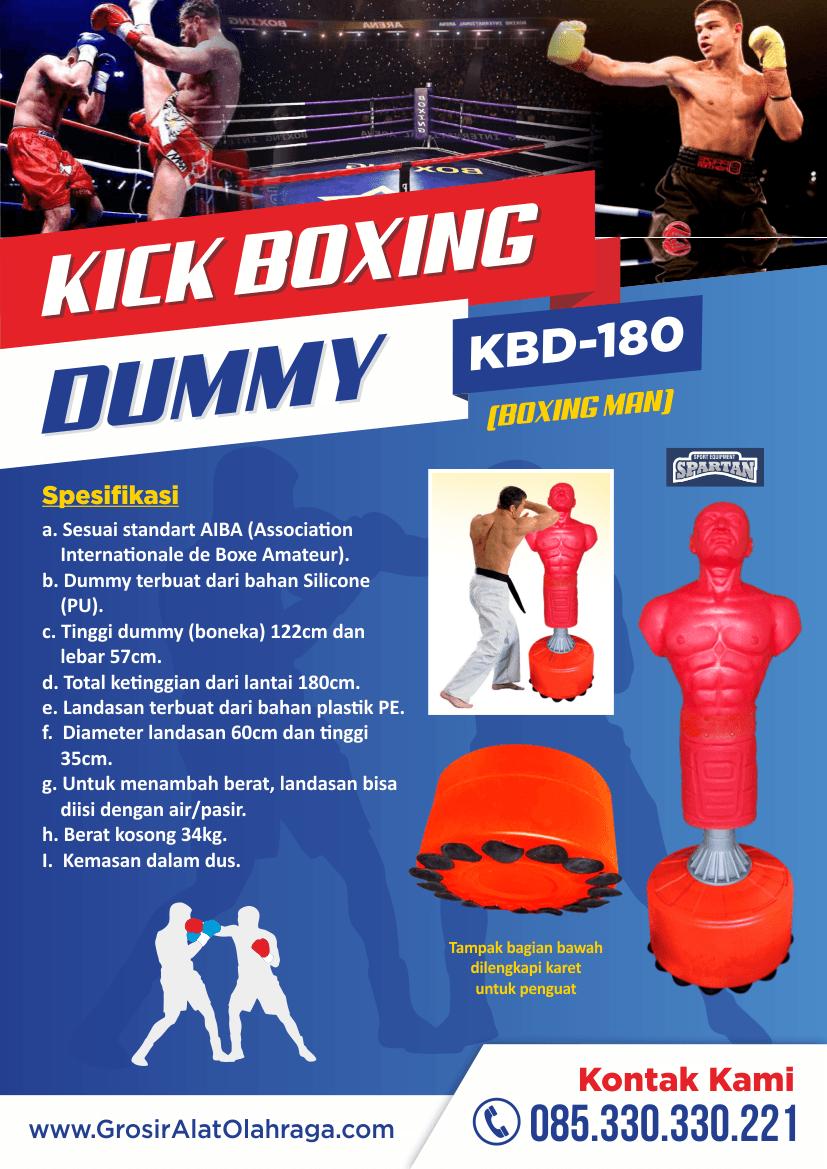 Jual Kick Boxing Dummy Harga Grosir Pabrik