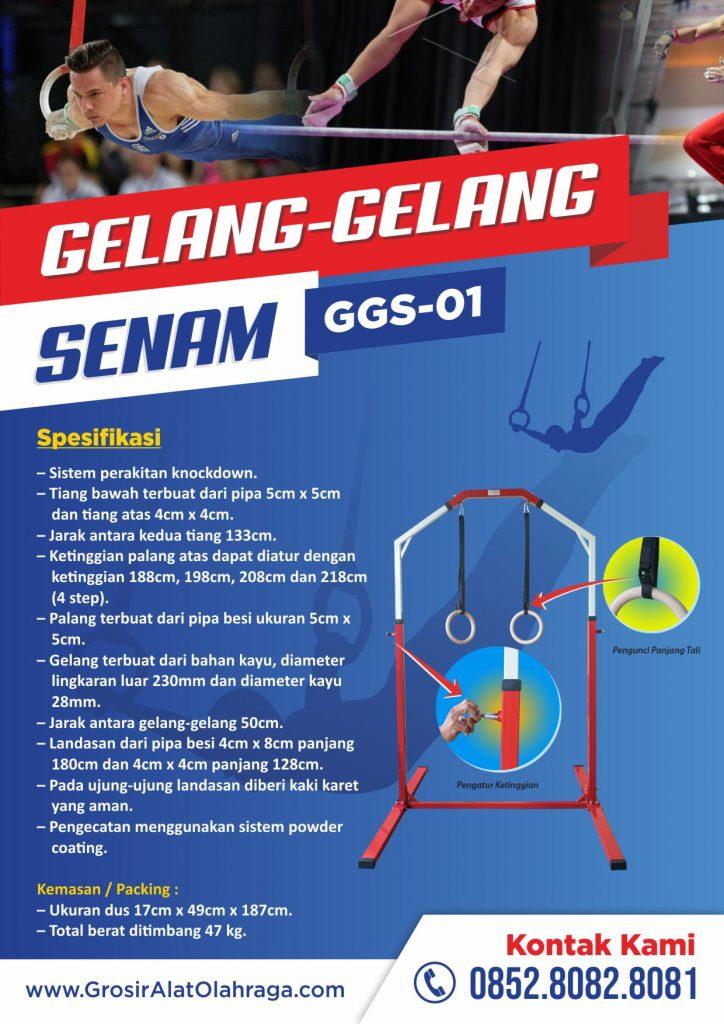Gelang-Gelang Senam GGS-01