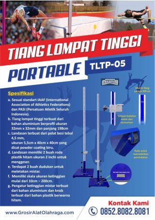 tiang lompat tinggi portable tltp 05